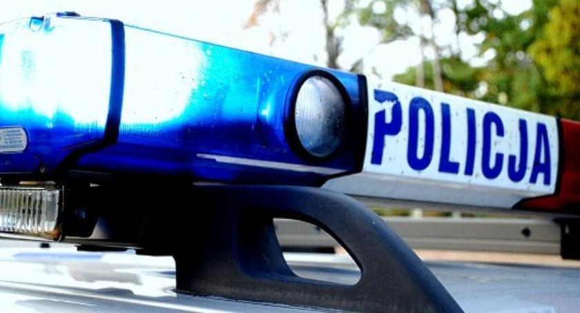 Na sygnale, Tragiczny wypadek Policja zorganizowała objazdy (AKTUALIZACJA) - zdjęcie, fotografia