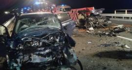Troje dzieci zginęło w koszmarnym wypadku w Mszczonowie